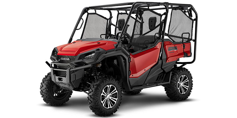 Pioneer 1000-5 Deluxe at Kent Motorsports, New Braunfels, TX 78130