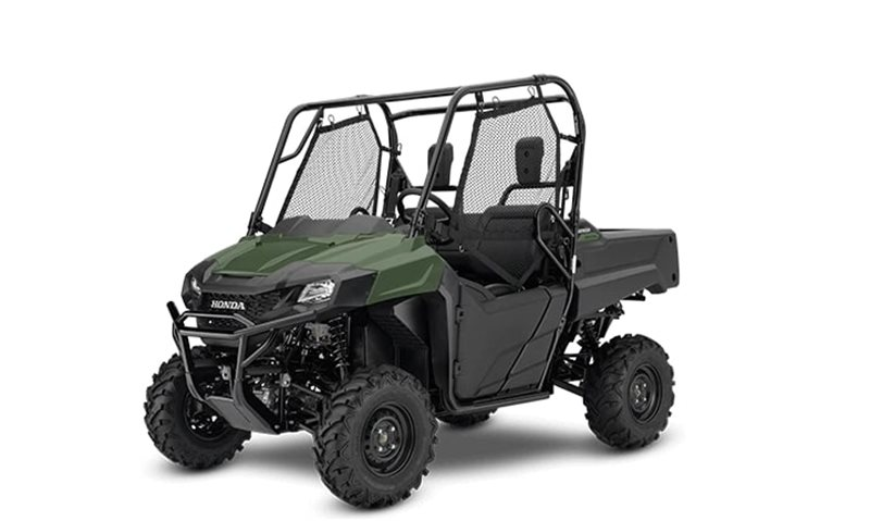 Pioneer 700 at Friendly Powersports Slidell