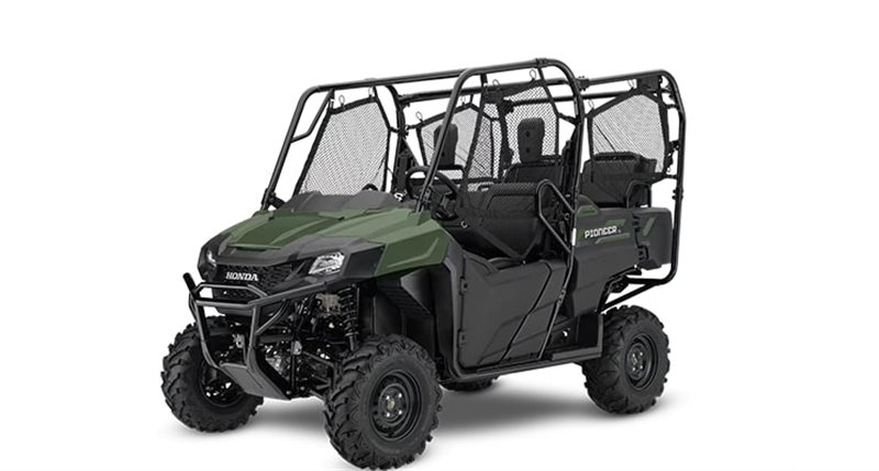 Pioneer 700-4 at Friendly Powersports Slidell