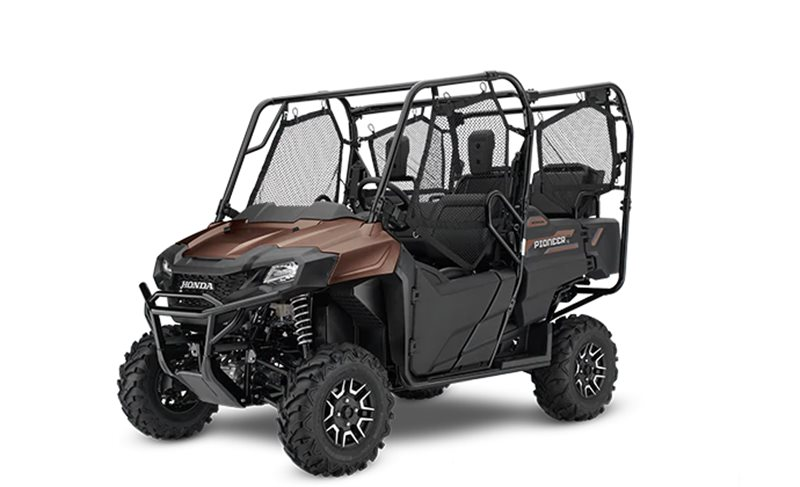 2021 Honda Pioneer 700-4 Deluxe at Sun Sports Cycle & Watercraft, Inc.