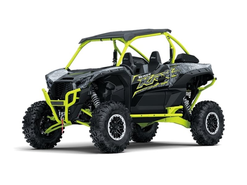 Teryx KRX® 1000 Trail Edition at Kawasaki Yamaha of Reno, Reno, NV 89502