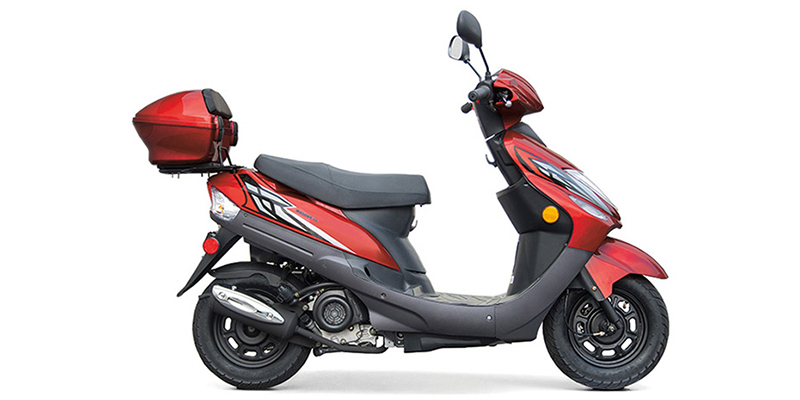 Scooter at Sun Sports Cycle & Watercraft, Inc.
