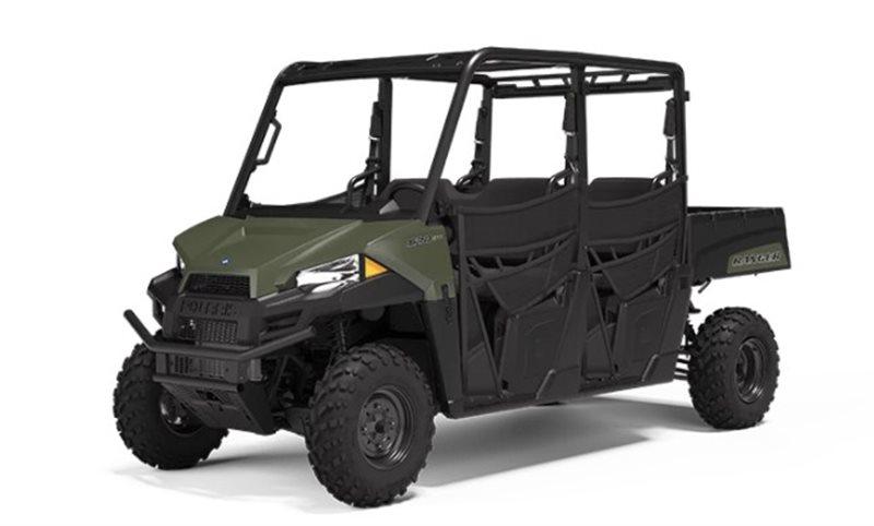 2021 Polaris Ranger CREW 570 Ranger CREW 570 at Sloans Motorcycle ATV, Murfreesboro, TN, 37129