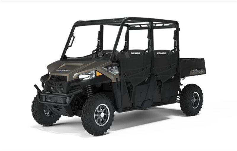 Ranger CREW 570 Premium at Shawnee Honda Polaris Kawasaki