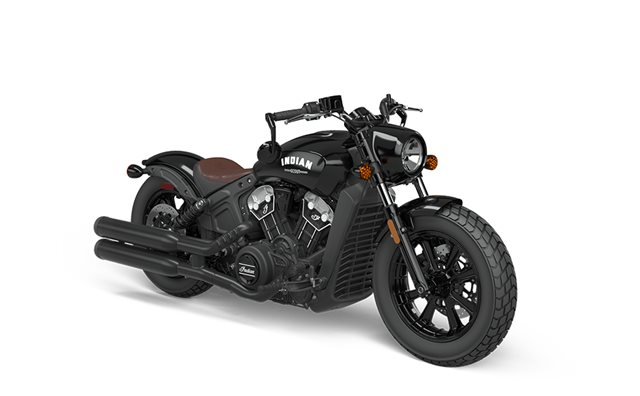 2021 Indian Scout Scout Bobber at Pitt Cycles