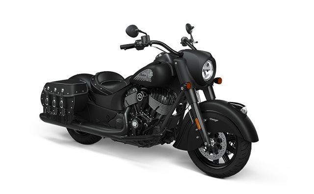 Vintage Dark Horse at Pikes Peak Indian Motorcycles