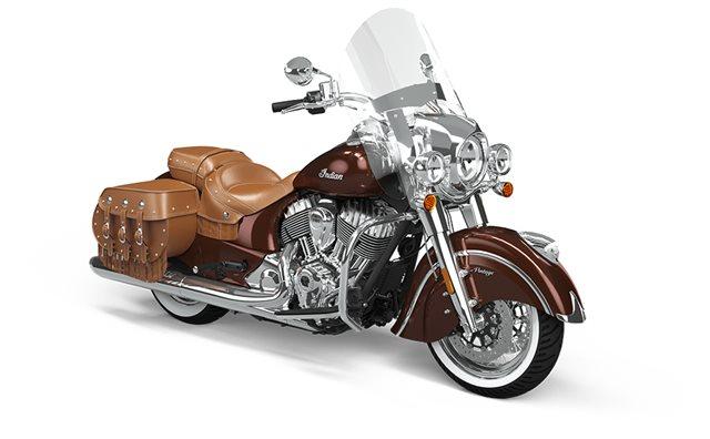 Vintage at Pikes Peak Indian Motorcycles
