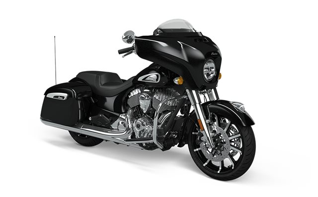 Chieftain Limited at Shreveport Cycles