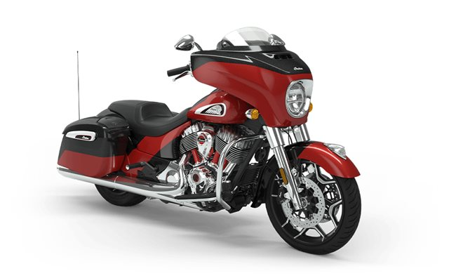 Chieftain Elite at Pikes Peak Indian Motorcycles