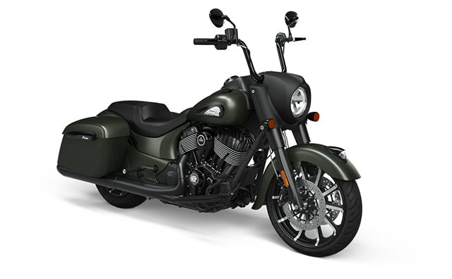 2021 Indian Springfield Springfield Dark Horse at Sloans Motorcycle ATV, Murfreesboro, TN, 37129