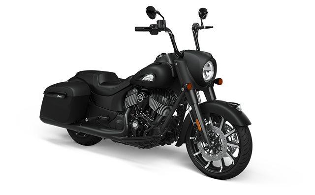 Springfield Dark Horse at Pikes Peak Indian Motorcycles