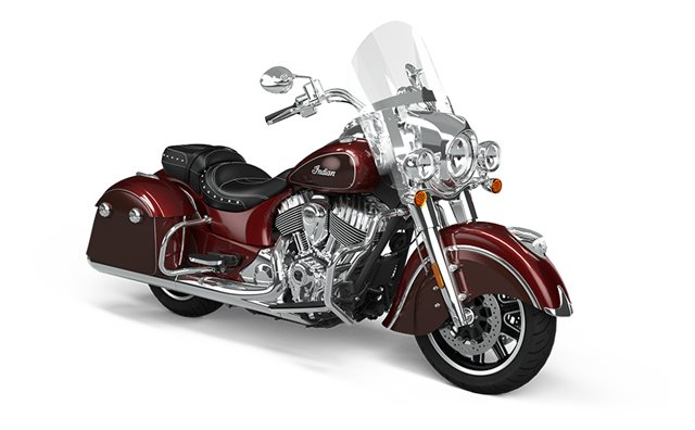 Springfield at Indian Motorcycle of Northern Kentucky