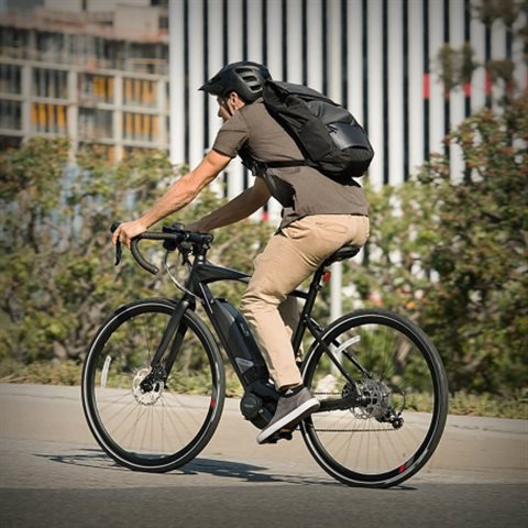 2020 Yamaha eBike UrbanRush at Santa Fe Motor Sports