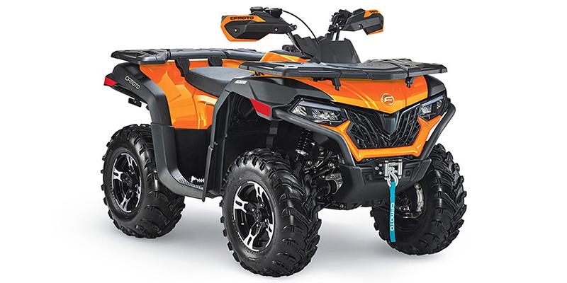 ATV at Iron Hill Powersports