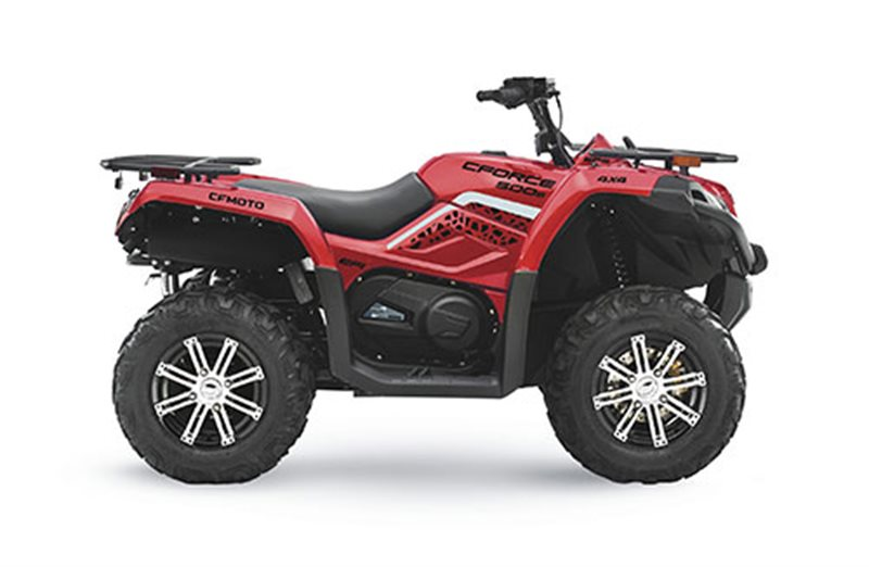 500 EPS at Iron Hill Powersports