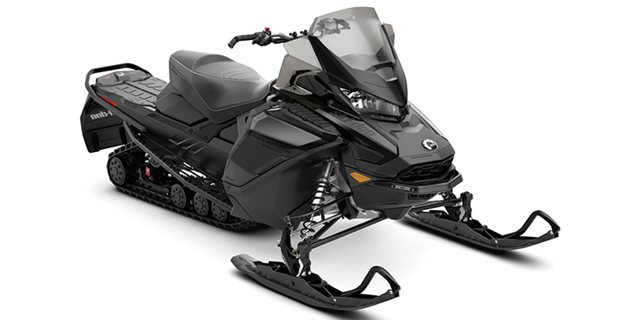 2021 Ski-Doo Renegade® Enduro Renegade Enduro 850 E-TEC ES ES Ice Ripper XT 125 at Power World Sports, Granby, CO 80446