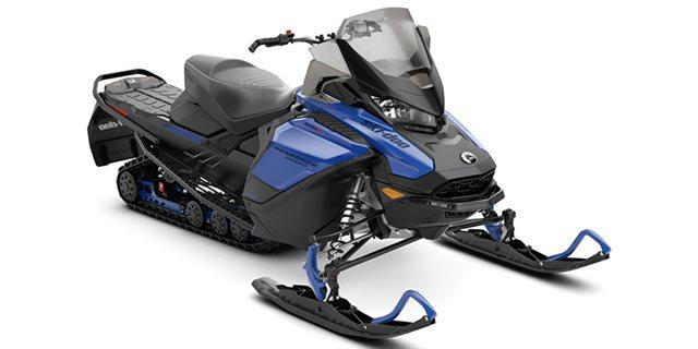 Renegade Enduro 600R E-TEC ES ES Ice Ripper XT 125 at Riderz