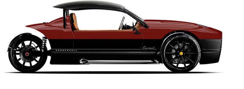 2021 Vanderhall Carmel Carmel GT at Frontline Eurosports