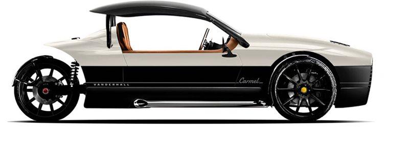 Carmel GT at Frontline Eurosports