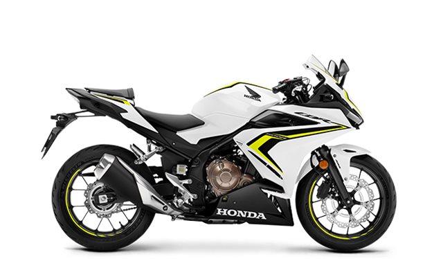 2021 Honda CBR500R ABS CBR500R ABS at Bettencourt's Honda Suzuki