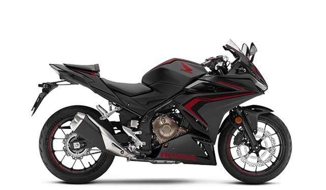 CBR500R ABS at Iron Hill Powersports