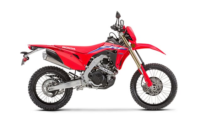 2021 Honda CRF450RL CRF450RL at Sun Sports Cycle & Watercraft, Inc.