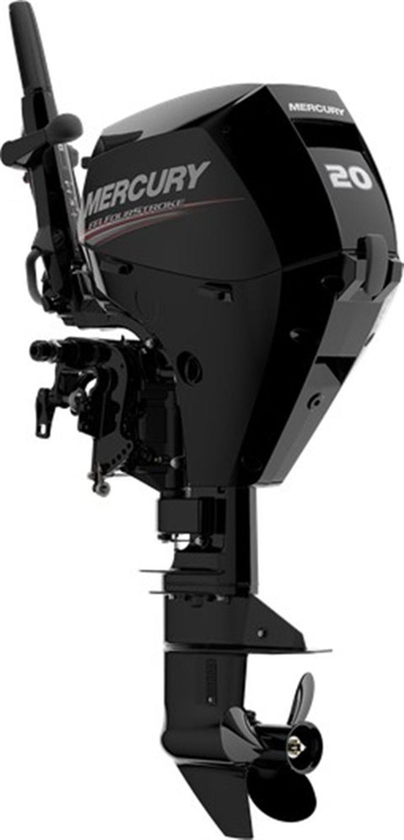 2021 Mercury Outboard FourStroke 15-20 hp 20 EFI at Pharo Marine, Waunakee, WI 53597
