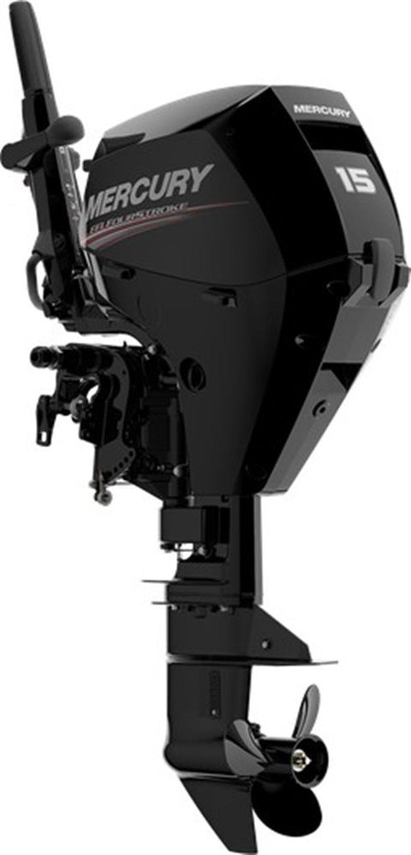 2021 Mercury Outboard FourStroke 15-20 hp 15 EFI Prokicker at Pharo Marine, Waunakee, WI 53597