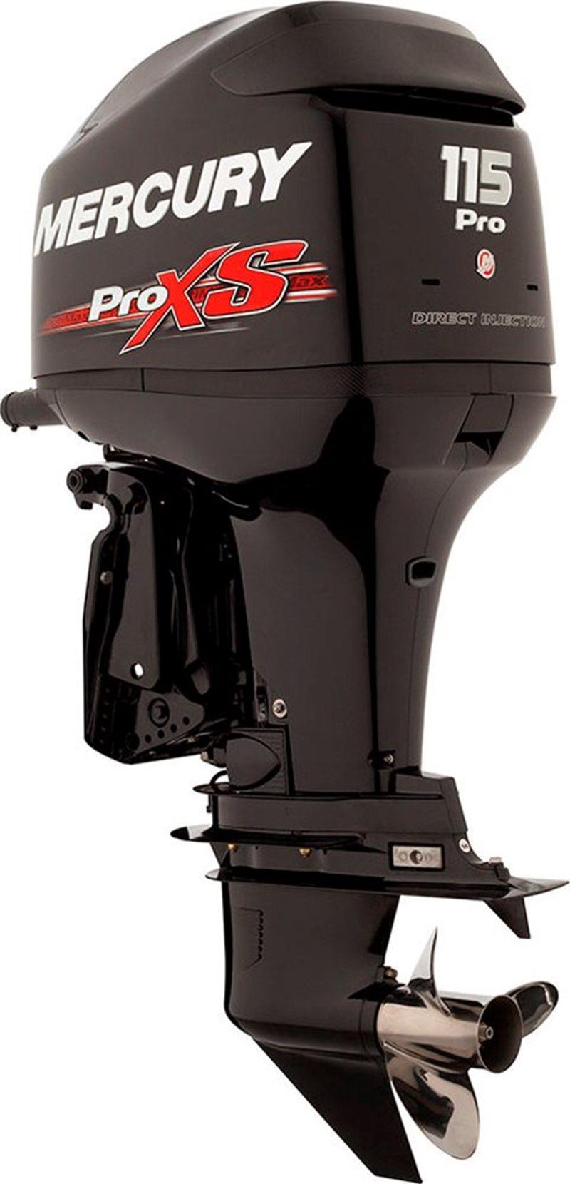 2021 Mercury Outboard 115 Pro XS 115 hp at Pharo Marine, Waunakee, WI 53597