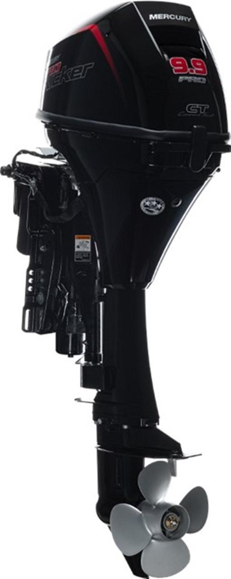 99 hp EFI ProKicker at Fort Fremont Marine