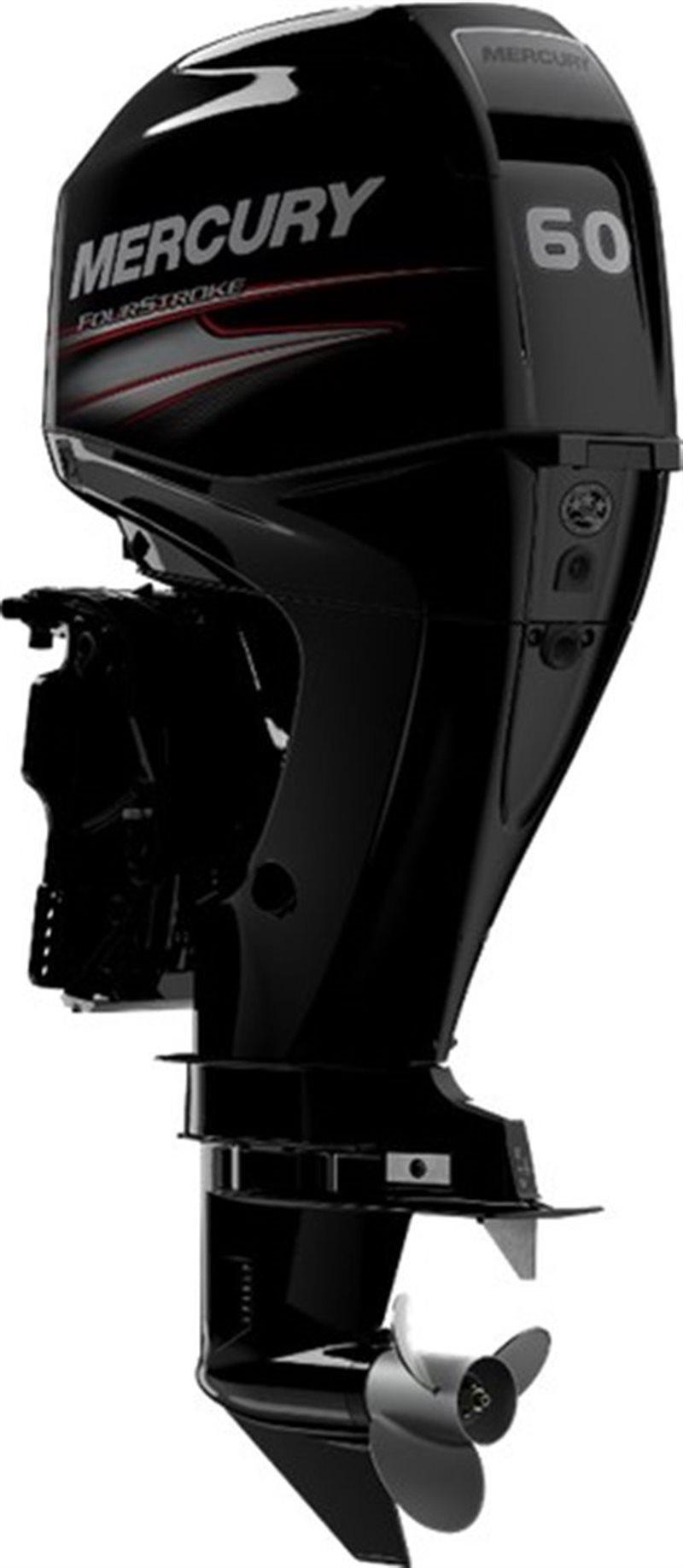 2021 Mercury Outboard FourStroke 40-60 hp 60 hp EFI at Pharo Marine, Waunakee, WI 53597