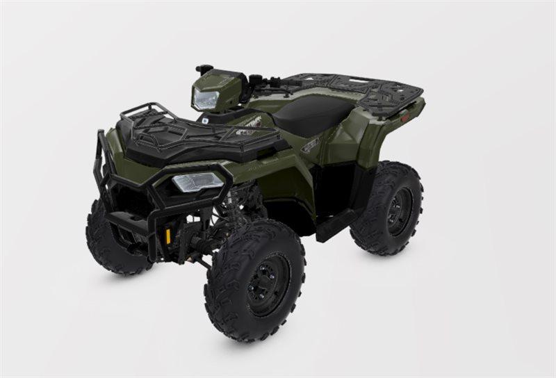 2021 Polaris Sportsman 450 HO Utility Edition at DT Powersports & Marine