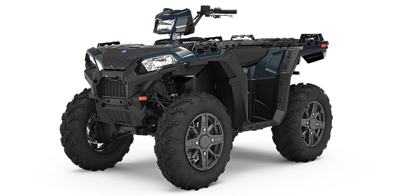 2021 Polaris Sportsman 850 Premium Trail at Santa Fe Motor Sports