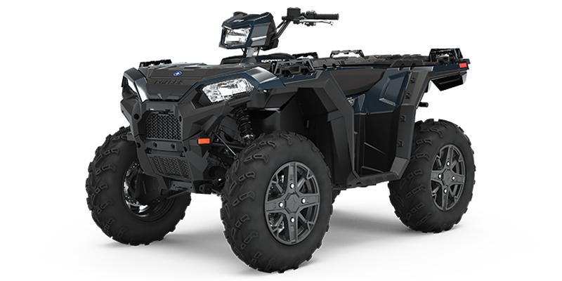 2021 Polaris Sportsman 850 Premium Trail at Sloans Motorcycle ATV, Murfreesboro, TN, 37129