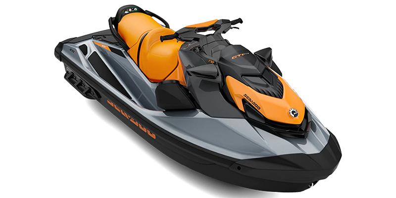 2021 Sea-Doo GTI SE 170 iBR + SOUND SYSTEM at Sun Sports Cycle & Watercraft, Inc.