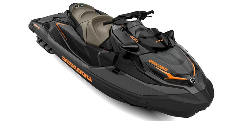 GTX 300 iBR + SOUND SYSTEM at Sun Sports Cycle & Watercraft, Inc.