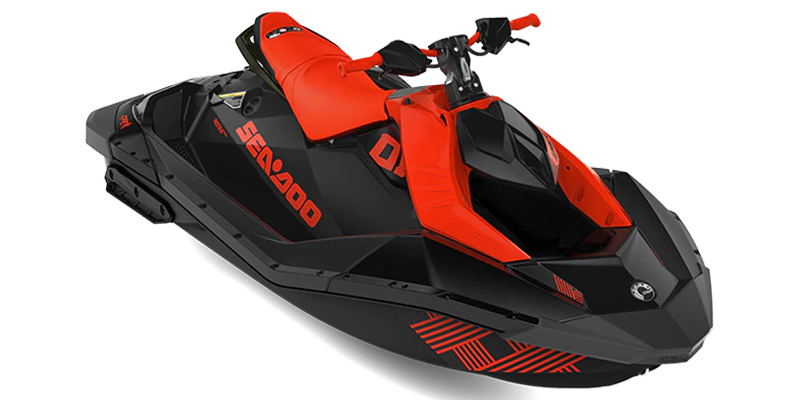 2021 Sea-Doo TRIXX™ 2-Up iBR + SOUND SYSTEM at Sun Sports Cycle & Watercraft, Inc.