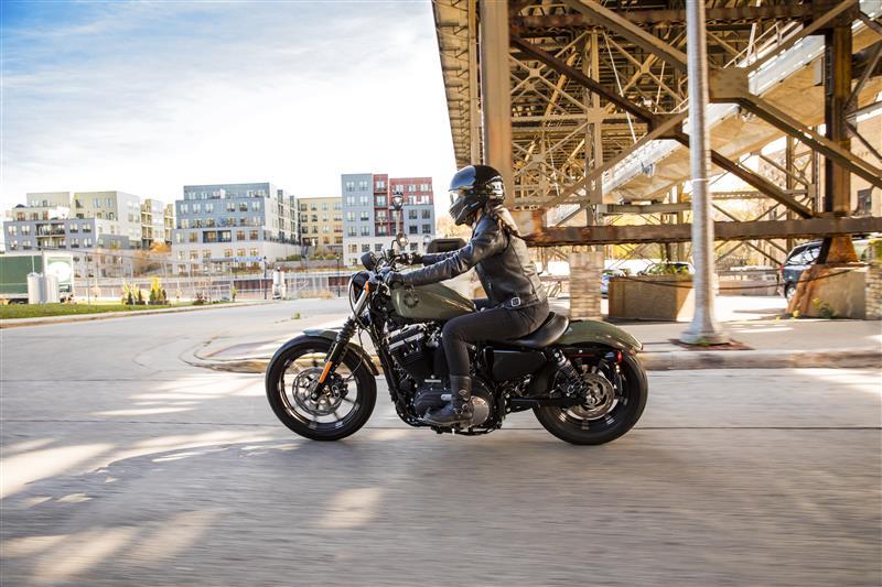 2021 Harley-Davidson Street XL 883N Iron 883 at Gasoline Alley Harley-Davidson (Red Deer)