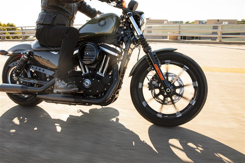 2021 Harley-Davidson Street XL 883N Iron 883 at Harley-Davidson of Madison
