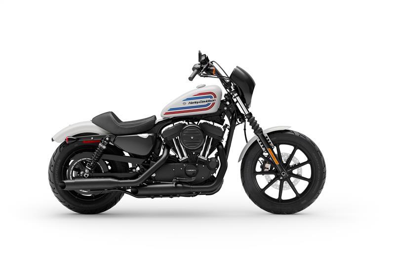 2021 Harley-Davidson Street XL 1200NS Iron 1200 at Speedway Harley-Davidson