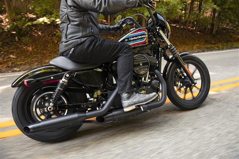 2021 Harley-Davidson Street XL 1200NS Iron 1200 at Great River Harley-Davidson