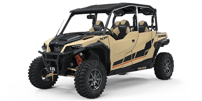 GENERAL® XP 4 1000 Deluxe Ride Command Edition at Midwest Polaris, Batavia, OH 45103