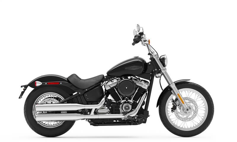 Softail Standard at Texas Harley