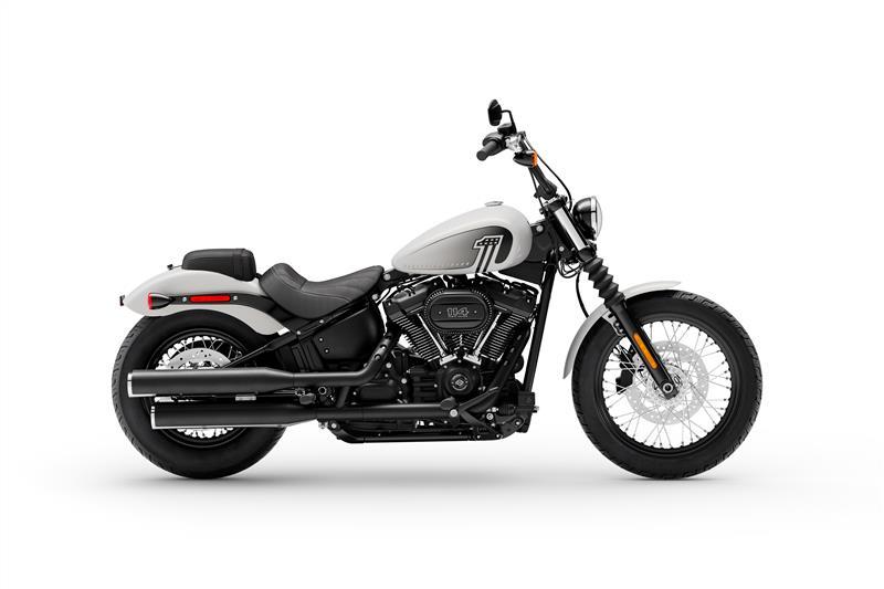 2021 Harley-Davidson Cruiser Street Bob 114 at Southside Harley-Davidson