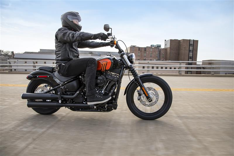 2021 Harley-Davidson Cruiser FXBBS Street Bob 114 at Destination Harley-Davidson®, Tacoma, WA 98424