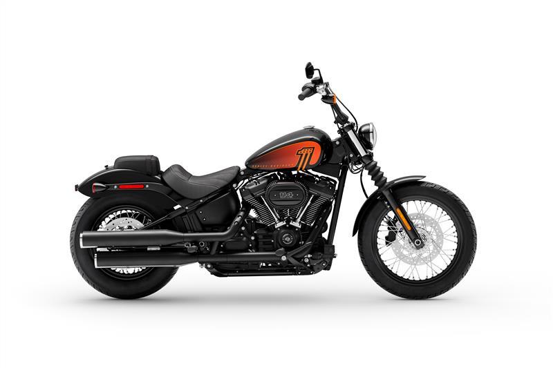Street Bob 114 at Great River Harley-Davidson