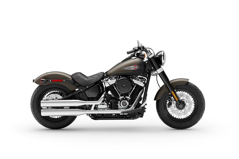 2021 Harley-Davidson Cruiser FLSL Softail Slim at Gasoline Alley Harley-Davidson (Red Deer)