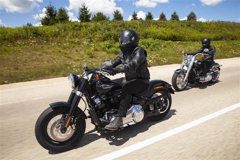 2021 Harley-Davidson Cruiser Softail Slim at Outpost Harley-Davidson