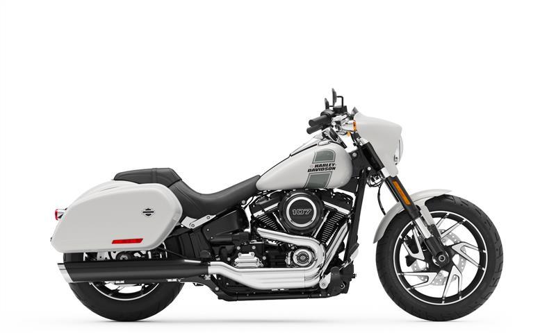 2021 Harley-Davidson Cruiser Sport Glide at Destination Harley-Davidson®, Tacoma, WA 98424