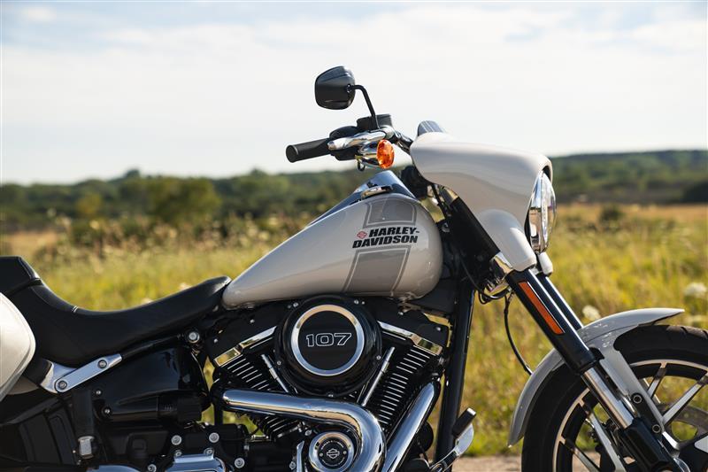2021 Harley-Davidson Cruiser FLSB Sport Glide at Legacy Harley-Davidson